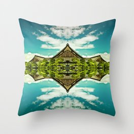 From the world Throw Pillow