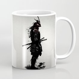 Armored Samurai Coffee Mug