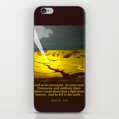 The Road to Damascus iPhone & iPod Skin