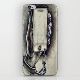 my phone iPhone Skin