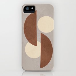 Geometric Shapes 1 iPhone Case