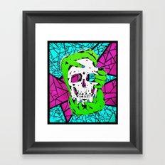 Death Grip #2 Framed Art Print