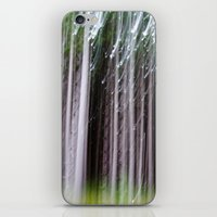minnesota iPhone & iPod Skins featuring Minnesota Pines by Marielle Solan Photography