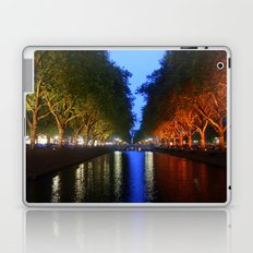 Colorful Canal Laptop & iPad Skin