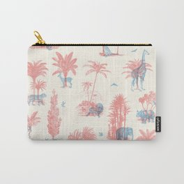 Where they Belong - Pastel Colors Carry-All Pouch