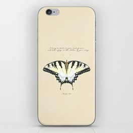 Psalm 61:4 iPhone Skin