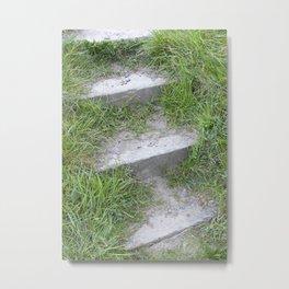 Storied Stairway Metal Print