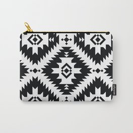 NavNa BW Carry-All Pouch