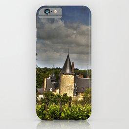 Château de Tracy, France iPhone Case