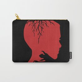 Mouth Breather - Black Version Carry-All Pouch