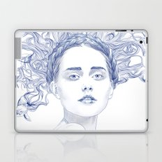 Blue Summer Laptop & iPad Skin