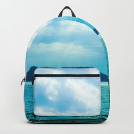 Turquoise Beach Backpack