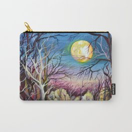 Silent night in Sweden Carry-All Pouch