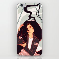 temperance iPhone & iPod Skin