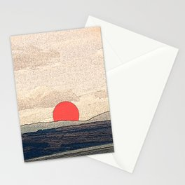 Tokyo drift Stationery Cards