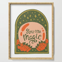 You are Magic Serving Tray