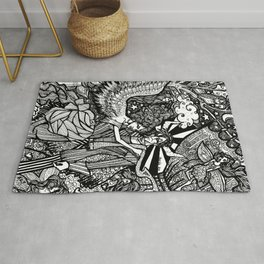 Cacophony Rug
