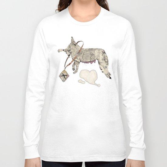 Love: A Bitch Long Sleeve T-shirt