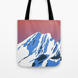 The Brooks Range Tote Bag