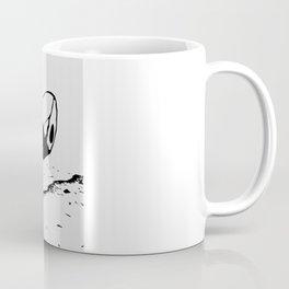 Chipping away Coffee Mug