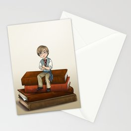 Chibi Combeferre Stationery Cards