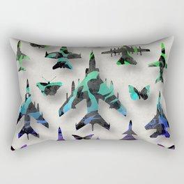 Boys don't Cry Rectangular Pillow