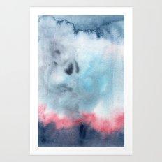 Storm #2 Art Print