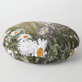 Garden of Eden Floor Pillow
