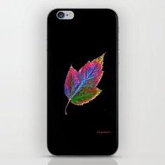 New Leaf iPhone & iPod Skin