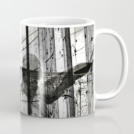 The unexpected arrival of the angels Coffee Mug