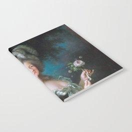 Marie-Antoinette Notebook