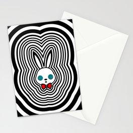 MK-ULTRA Bunny Stationery Cards