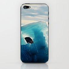 Ice Blue iPhone & iPod Skin