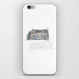 46 Fredrick Street iPhone Skin