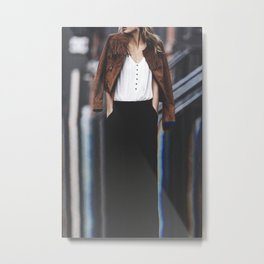 Marie Claire #1 Metal Print