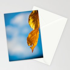Catchy Autumn Stationery Cards