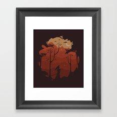Sanctuarium Framed Art Print