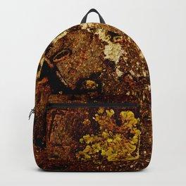 Tree bark 3 natural pattern Backpack