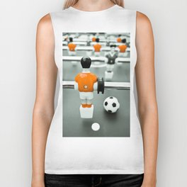 Table Football 02B - Defender - Orange (everyday 30.01.2017) Biker Tank