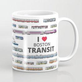 The Transit of Greater Boston Coffee Mug