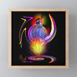 Life´s dream - Wellness Framed Mini Art Print