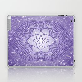 The Third Eye Chakra Laptop & iPad Skin