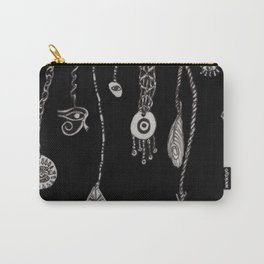 Evil eye charms and amulets Carry-All Pouch