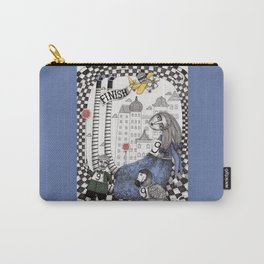 William the Conqueror and the 9 Feet Tall Caucus Race Carry-All Pouch