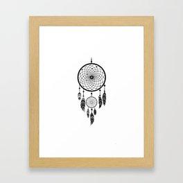 Dreamcatcher Framed Art Print