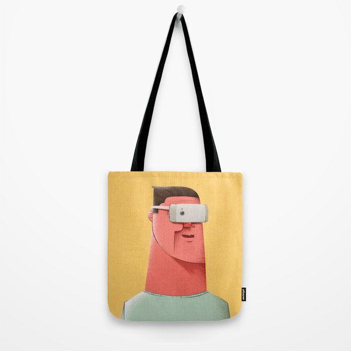 New Reality Tote Bag