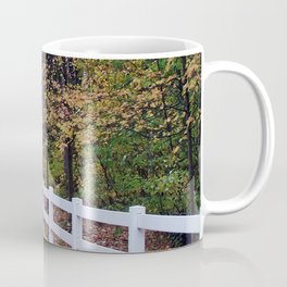 Decorative Tree Line Coffee Mug