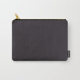 black onyx Carry-All Pouch
