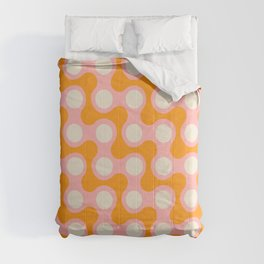 swell squiggles Comforters
