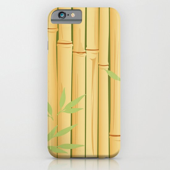 Bamboo iPhone & iPod Case